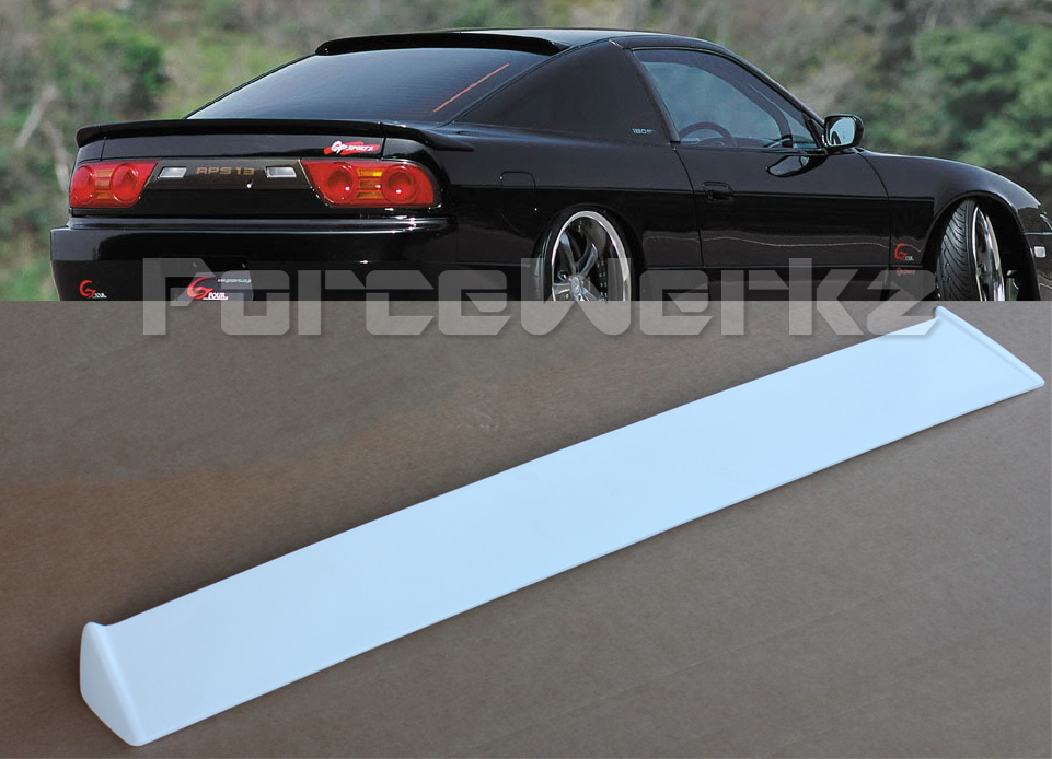 Forcewerks Aero For S13 And S14 Mvp Motorsports